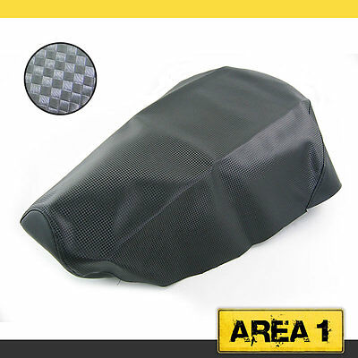 Seat Cover Carbon-Look, Piaggio TPH, Typhoon, NRG-NTT Styling