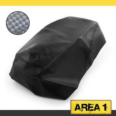 Seat Cover Carbon-Look, Yamaha Slider / MBK Stunt Styling