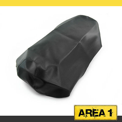 Seat Cover Black, Yamaha Neo´s / MBK Ovetto up to 07/2007