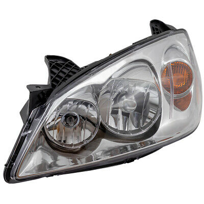 05 10 Pontiac G6 Drivers Headlight Embly