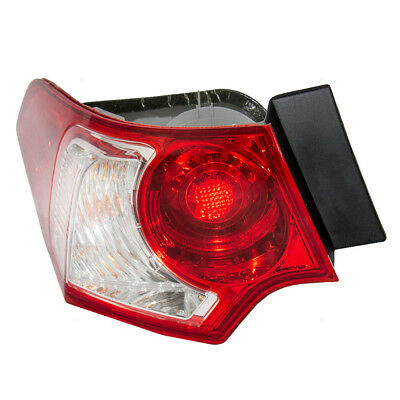 09-11 Acura TSX Drivers Taillight Assembly