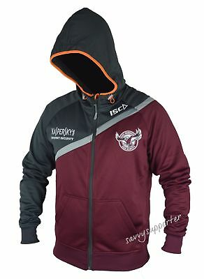 Manly Sea Eagles NRL Tech Hoody Jacket 'Select Size' S-5XL BNWT5