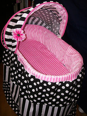 Three Tiered Bassinet Cover