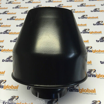 "Land Rover Defender 3"" 75mm Snorkel Raised Air Intake Top - Bearmach BA2123AMH"