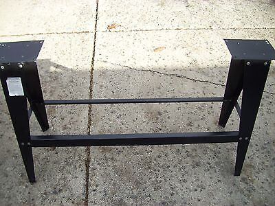 Wood Lathe Stand #46407 For Central Machinery Wood Lathe #36066 & 45276 lt. used