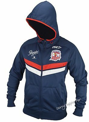 Sydney Roosters Mens ISC Players Tech Hoody 'Select Size' S-5XL BNWT5