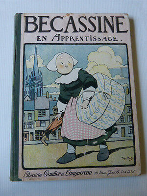 BECASSINE en apprentissage de  1926
