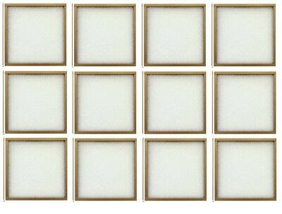 15x20x1 Furnace Air Conditioner Filter (lot of 12)