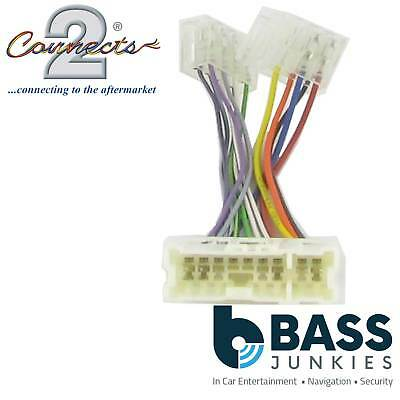 CT20NS02 CAR STEREO Wiring Harness Adaptor ISO Loom Lead For Nissan on