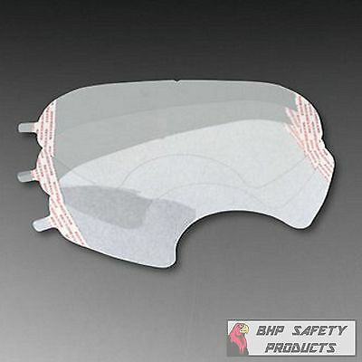 3M 6885 Mylar Lens Protectors For 3M 6700/6800/6900 Respirators (Pack Of 3)