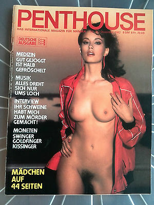 PENTHOUSE DEZEMBER 1982 VÉRONIQUE DE VALDÉNE & MONIQUE GABRIELLE