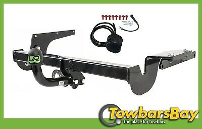 Swan Neck Towbar + 7pin Electrics Ford FOCUS HATCHBACK 2008-11 14078/F_B3