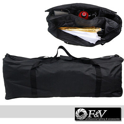 90x30cm Professional Photo Studio Case Bag for Flash Light Stand Carry /TS500