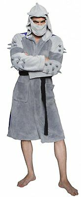 Adult TV Show Comics TMNT Teenage Mutant Ninja Turtles Shredder Costume Robe