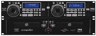 IMG Stage Line cd-292usb DJ Dual CD and mp3-spieler Player 17-144