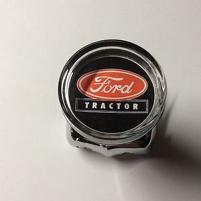 Ford Garden Tractor Farm Steering Wheel Spinner Knob Handle Grip