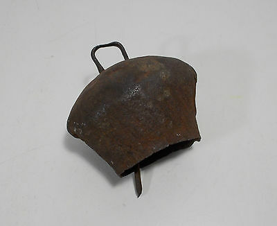 VTG ANTIQUE GREEK HAND MADE COW GOAT SHEEP CATTLE BELL