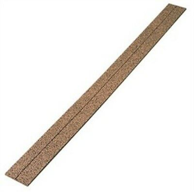 Cork Roadbed Strips FIVE PACK HO Scale Midwest Products #3013 FREE SHIP!
