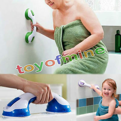 NEW Safety Handle Bath & Shower Suction Grip Removeable
