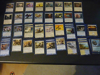 MtG Magic the Gathering blau weißes Kontroll Deck