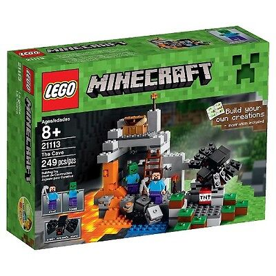 LEGO® Minecraft Creative Adventures The Cave 21113