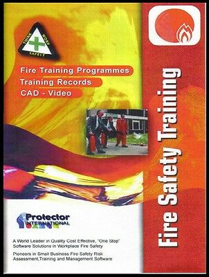 New Fire Safety Training Dvd, Uk Free Delivery