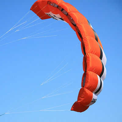 2M² Dual Line Traction Kite Training for Kite Surfing Beginner to Pro