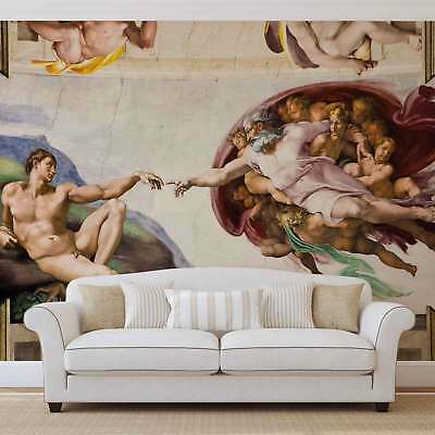 WALL MURAL PHOTO WALLPAPER PICTURE (1521P) Art Michael Angelo Vintage