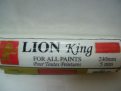 72 X Roller paint 9.5 inches 5mm Lion King for all paint #851