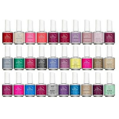 ibd Just Gel Polish - UV/LED Esmalte Semipermanentes - (Colores H-M) - 14ml