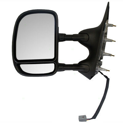 09-14 Ford E-Series Van Drivers Side View Power Mirror