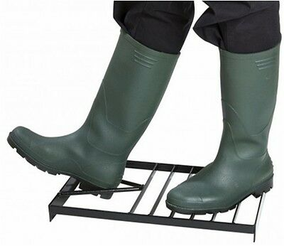 Garland welly wellington boot scraper with boot pull puller W0796