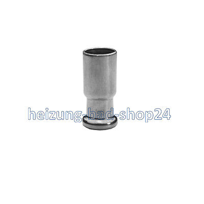 Sanha Copper Press Fitting Paragraph Nipple, No. 6243, for Pipe