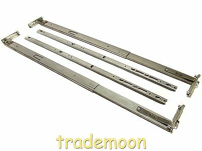 360322-001-WCA HP 2U Rack Mounting Rail Kit (Without Cable Arm) for Proliant