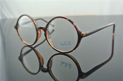 vintage round eyeglass frame full rim retro glasses optical eyeglasses