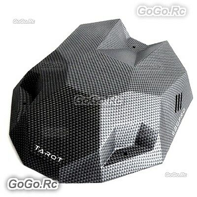 Tarot 680PRO Carbon Fiber Pattern Canopy Hood Head Cover For Hexacopter - RH2851