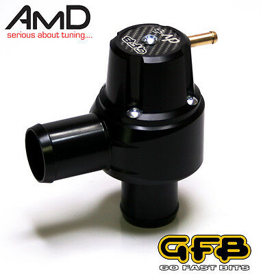 GFB DV+  Uprated Diverter Valve / Recirc Valve for models with Bosch 25mm Valve