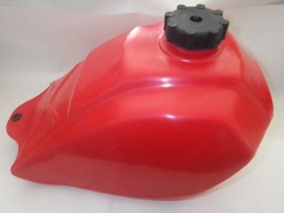 Honda ATC250SX ATC 250SX 1985-1987 Plastic Replacement Fuel Tank & Gas Cap New