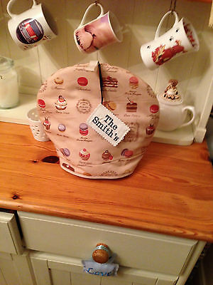 Personalised Embroidered  Retro / Vintage Style Tea Cosy - Various Designs
