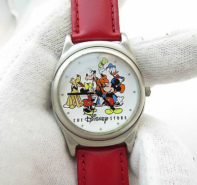 DISNEY CAST, Exclusive Park Give Away, Registered, LADIES CHARACTER WATCH,813