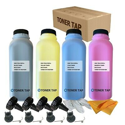 Refill Kit Toner-Gear for Brother TN-221 TN-225 HL-3140CW HL-3170CDW (4-Pack)
