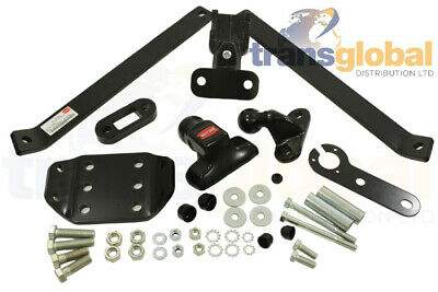Land Rover Discovery 3 LR3 (04-09) Adjustable Height Tow Bar Kit - WITTER Brand