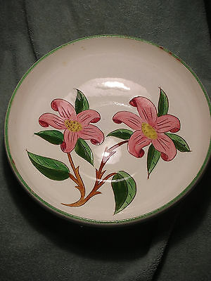 "Stangl Pottery ""Prelude"" Pattern Very Large Bowl"