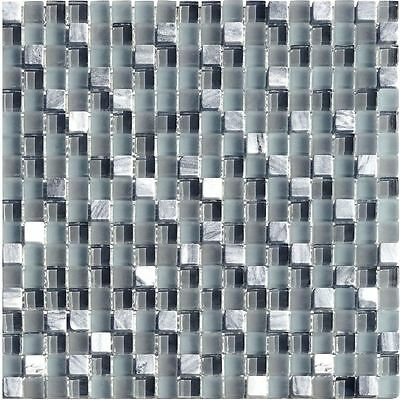 1 qm glassteinmosaik braun elox 15 mosaik bad dusche fliesen granit sanit r eur 130 00. Black Bedroom Furniture Sets. Home Design Ideas