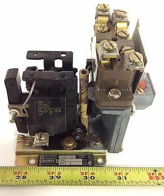 Square D Pneumatic Timer A0 100 Series A Mh *Pzb*