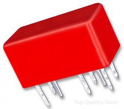 RELAY, REED, DPDT, 5VDC Part # COTO TECHNOLOGY 2342-05-000