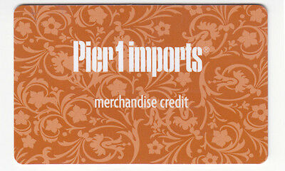 Pier 1 Imports Merchandise Credit $194.13 - free shipping