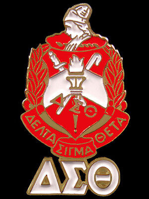 Delta Sigma Theta (DST) Shield Lapel Pin