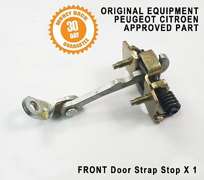 Citroen C3 Door Stop Check Strap Front 3 5 door Near Off side 9181N0 New