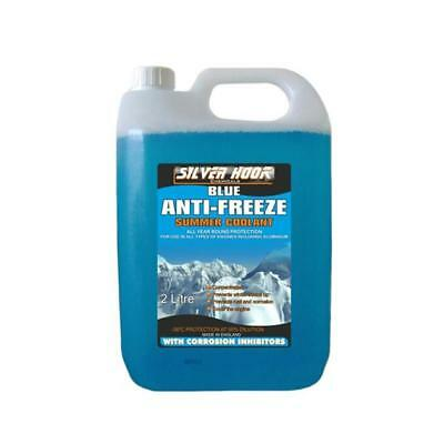 Silverhook Concentrated Blue Antifreeze and Summer Coolant [To -36°C] 2L SHA2